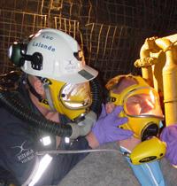 Mine rescue services manual tuttnauer