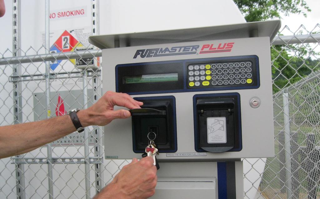 Csi fleet fuel card