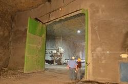 Custom Controls for Mine Door Operation (PLC) & American Mine Door Mine Ventilation Doors from AMD Pezcame.Com