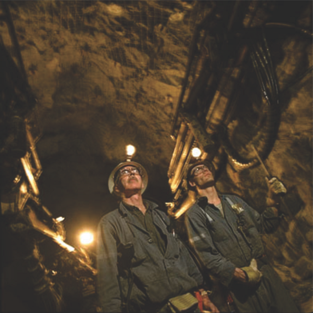 Mining Challenges: Challenges Of Mining At Depth Overcome Daily At Kidd Creek