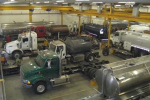 Vehicle And Tanker Inspection Facilities