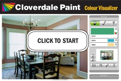 Interactive Color Picker For Glidden Paint Eyemg Web Pics Exterior House Paint Visualizer Tool