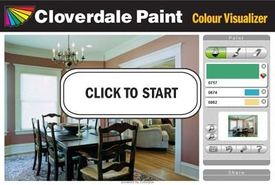 Color Visualizer Application